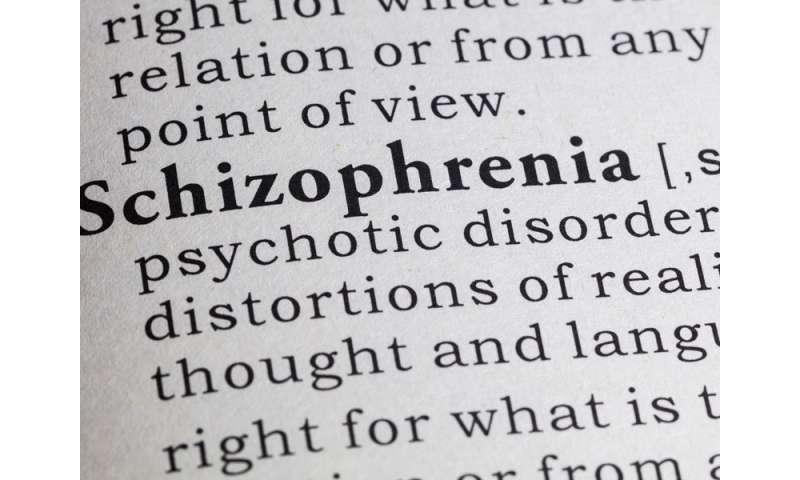 Analysis finds schizophrenics have thinner cerebral cortex, on average