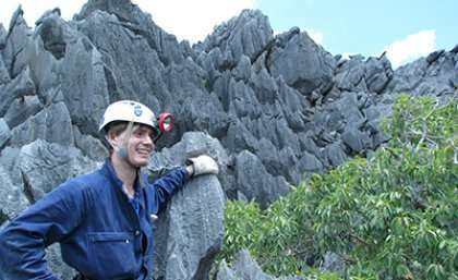 Ancient mice discovered by climate cavers