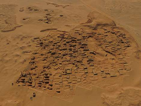 Ancient Nubia—In the footsteps of the Napata and Meroe kingdoms