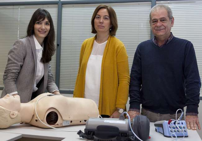 A new algorithm designed to make cardiopulmonary resuscitation more effective