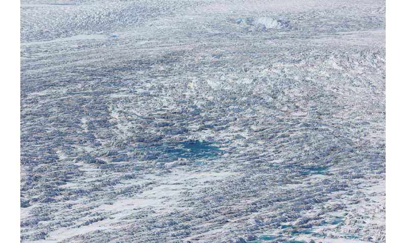 A new model of ice friction helps scientists understand how glaciers flow