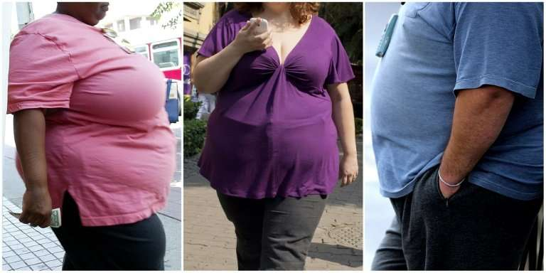 A new report warns of the health dangers of obesity, with almost a quarter of the global population expected to be overweight by