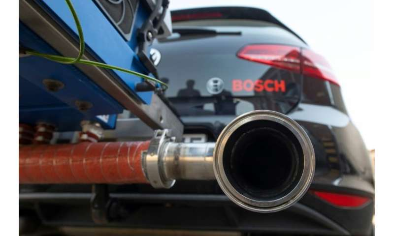 A new twist in the pollution saga exactly three years after dieselgate