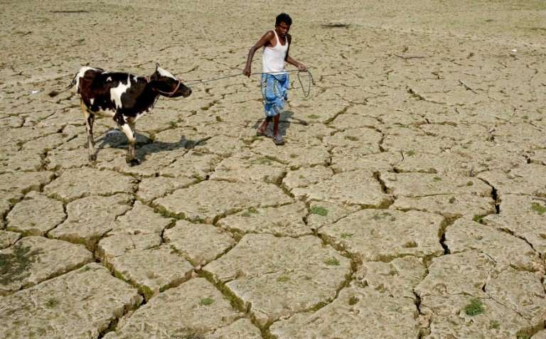 water related problems in india