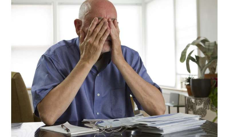 An interest rate rise may put thousands at risk of mental health problems
