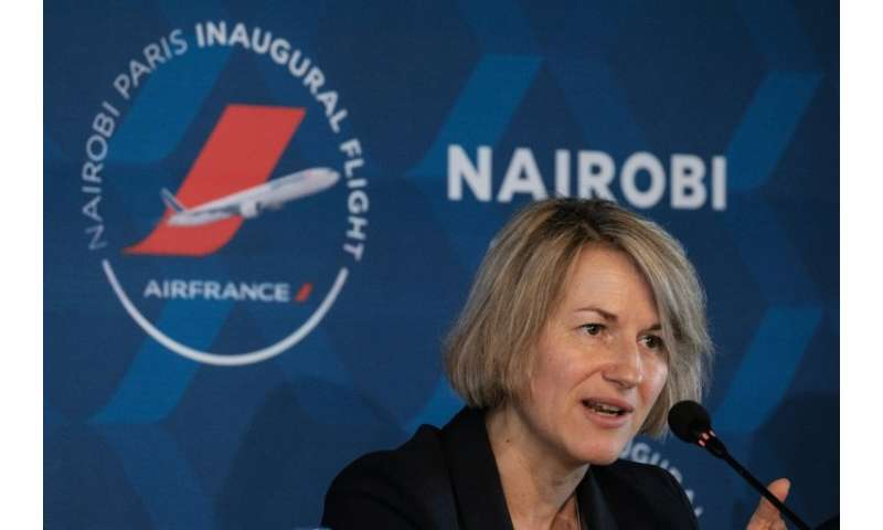Anne Rigail, who was appointed as Air France's CEO on Wednesday, has worked at the airline for over 20 years