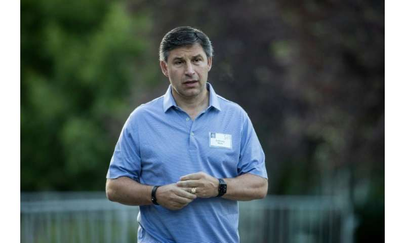 Anthony Noto, seen last year a business conference in Sun Valley, Idaho, is leaving his job as chief operating officer of Twitte
