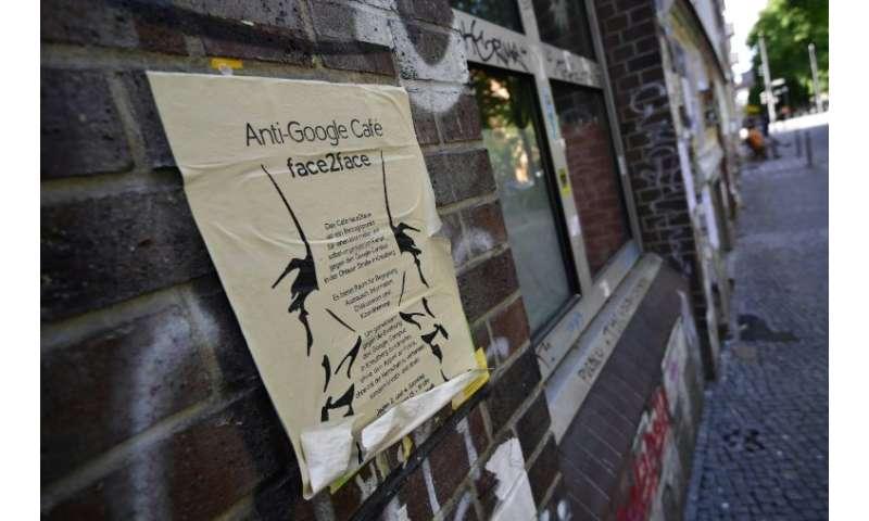 Anti-gentrification activists in Kreuzberg want to keep Google out of their bohemian neighbourhood