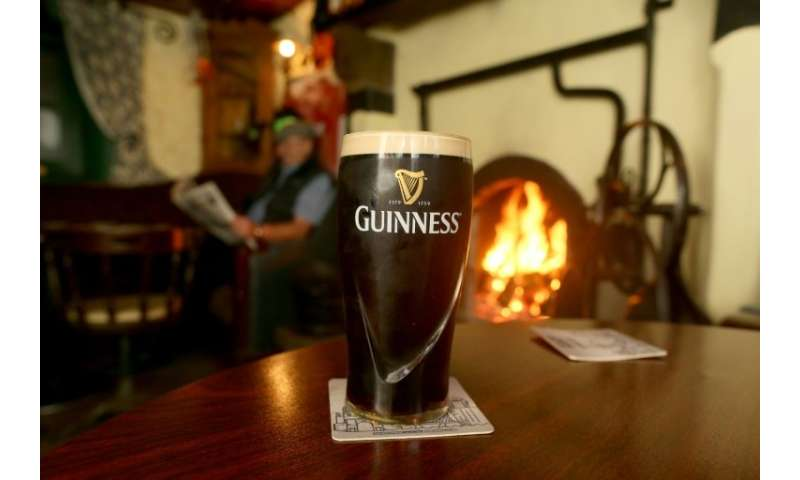 Any post-Brexit border controls on the island of Ireland could end the free-flowing supply chain that makes Guinness a worldwide