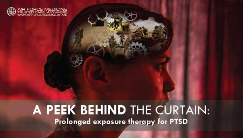 A peek behind the curtain: Prolonged exposure therapy for PTSD