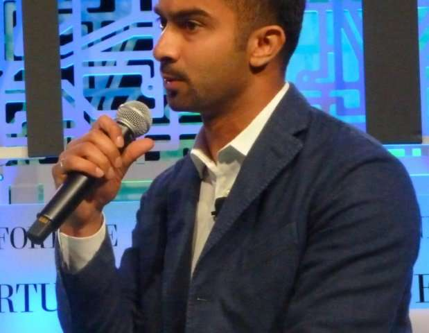 Apoorva Mehta, CEO of Instacart, says more people will be ordering groceries online in coming years, spurring growth in on-deman