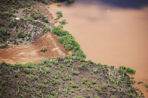 Arizona dam at risk of failure will be checked by engineers