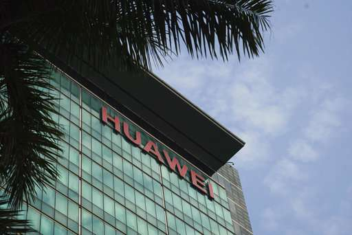 As doors close in the US, China's Huawei shifts to Europe