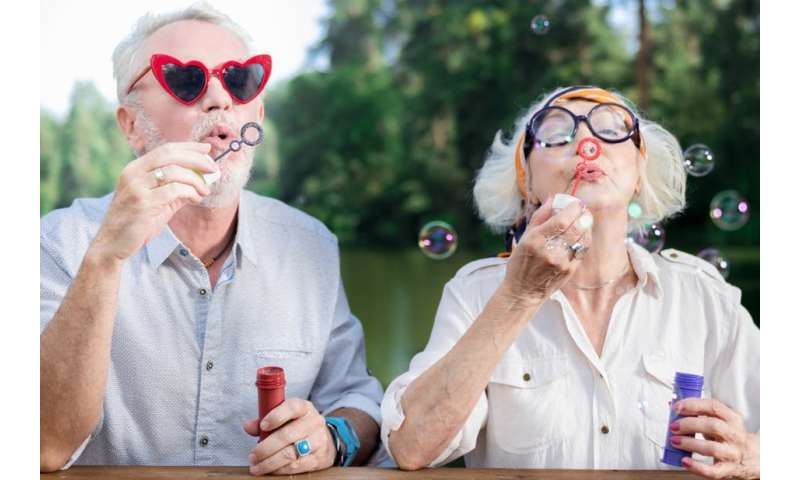 As life expectancies rise, so do expectations for healthy aging