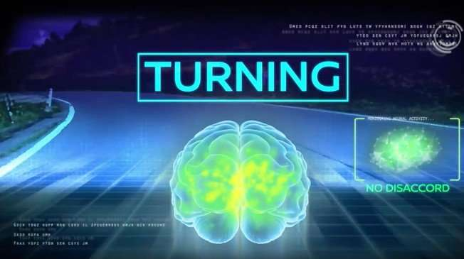 A smart car that can read brain signals