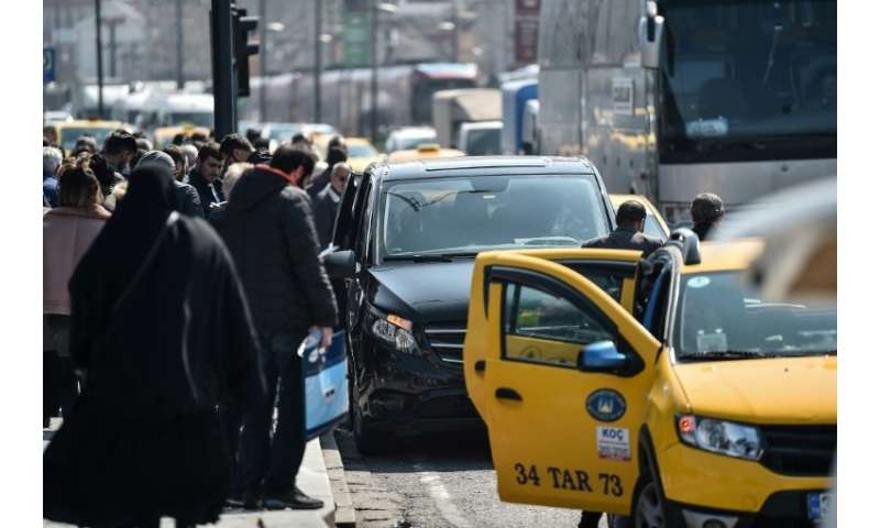 As new competitors like Uber have emerged, the official taxis in Istanbul have often failed to keep pace with changing times and