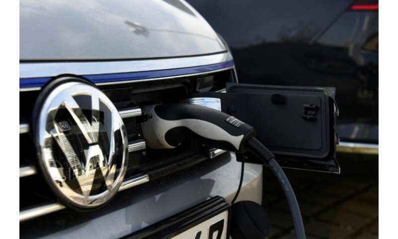 As part of the new strategy, VW will convert two existing German plants into assembly lines for all-electric vehicles from 2022