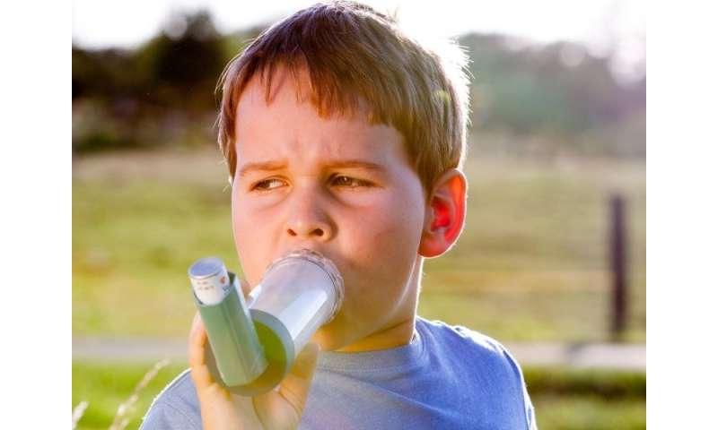 Asthma attacks on the decline among U.S. kids
