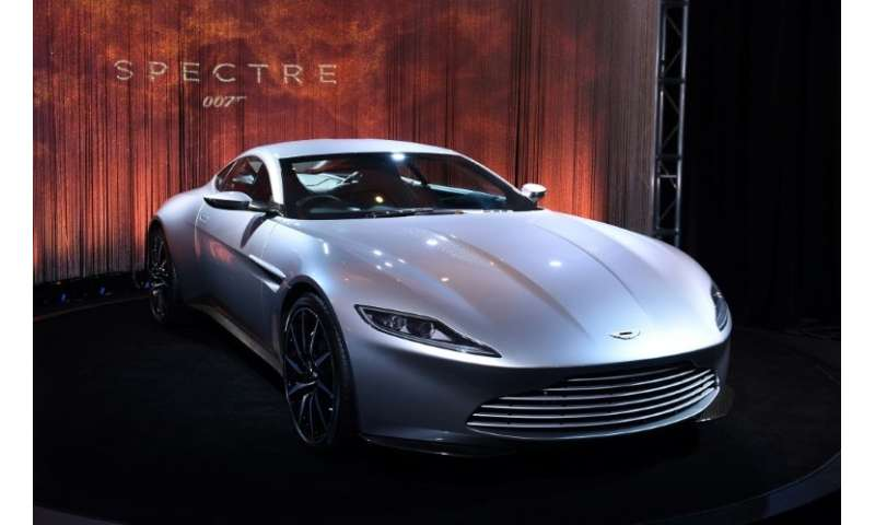 Aston Martin Stock >> 007 Carmaker Aston Martin Gears Up For London Stock Market Float