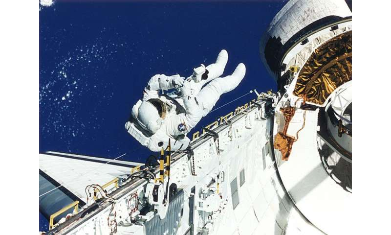 Astronauts may get space fever