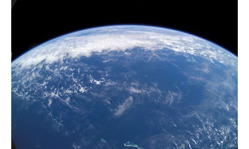 ASU geoscientists discover an overlooked source for Earth's water