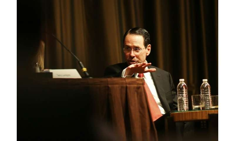 AT&T CEO Randall Stephenson, who testified in an antitrust trial in Washington, maintained that merging with Time Warner wou