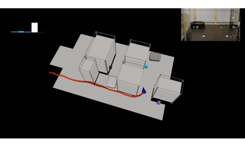 A ToM-based human intention estimation algorithm for robotized warehouses