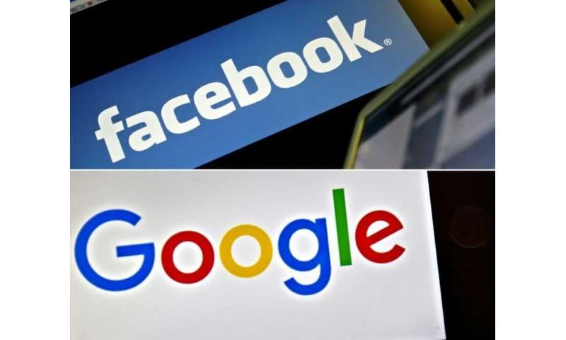 Australian media groups argue that Facebook and Google's dominance of digital advertising significantly undermined the news indu