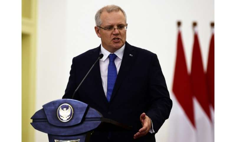Australia's Prime Minister Scott Morrison will not revive controversial carbon emissions targets