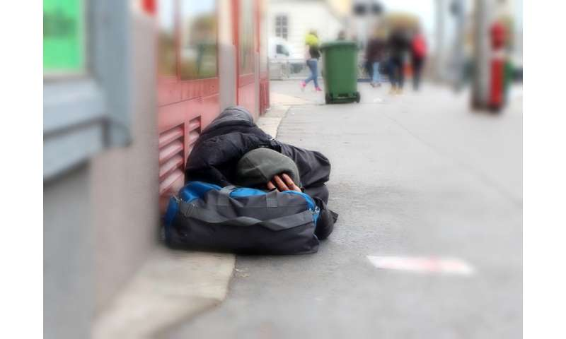 Autistic people at greater risk of becoming homeless – new research