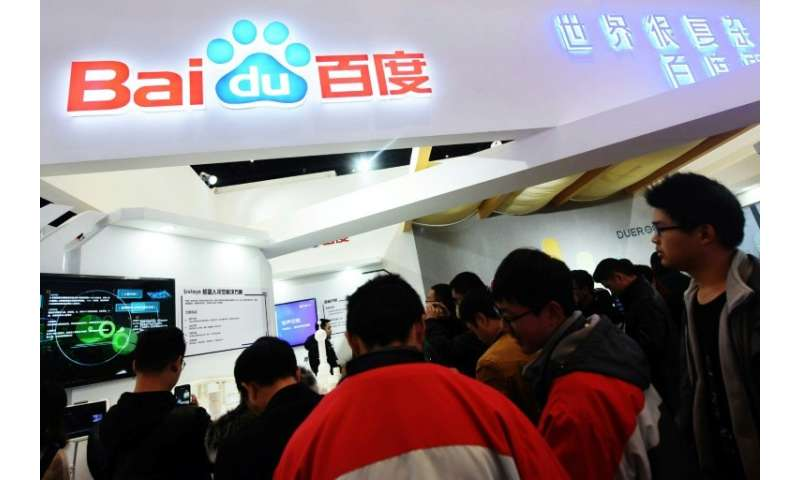 Baidu's earnings suffered in 2016 as the company clamped down on dubious ads, but it has gradually recovered in 2017