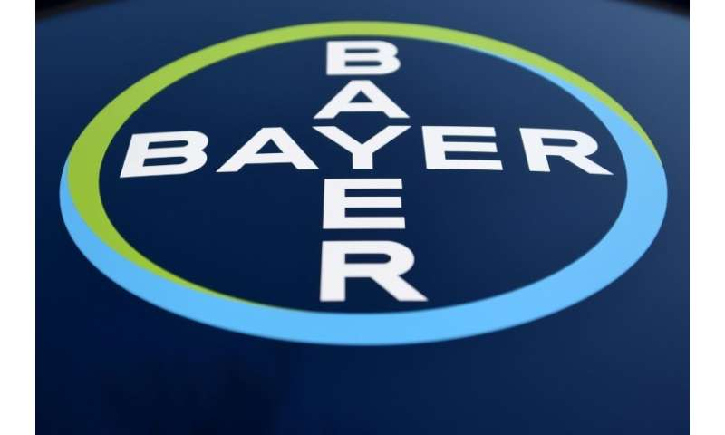 Bayer's second quarter net profits were 34.7 percent lower than last year
