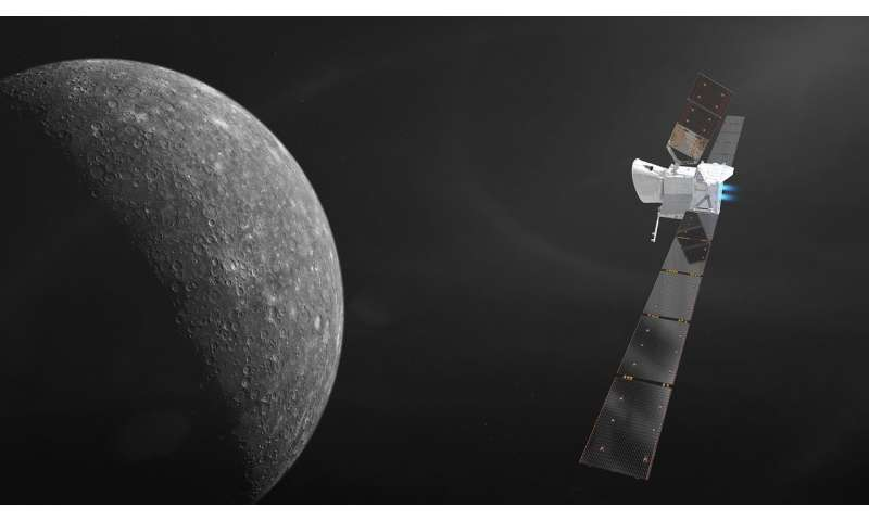 BepiColombo gets green light for launch site
