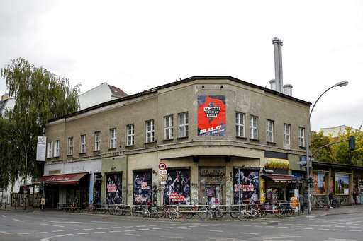 Berlin nightclub patrons urged to get meningitis test