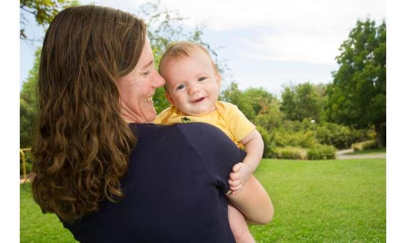 Bifidobacteria supplement colonizes gut of breastfed infants