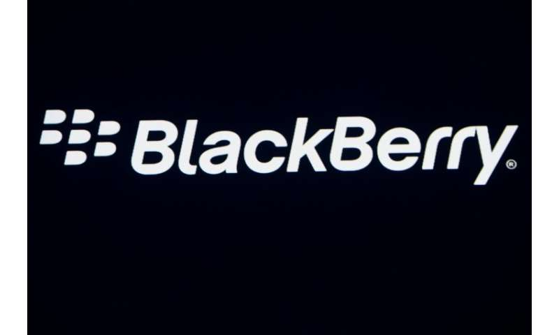 BlackBerry's new handset, the latest effort to revive the faded brand, includes a physical keyboard
