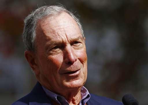 Bloomberg announces $50 million to fight opioid epidemic