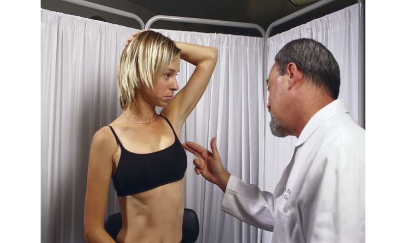 Breast implants slightly increase risk of breast ALCL