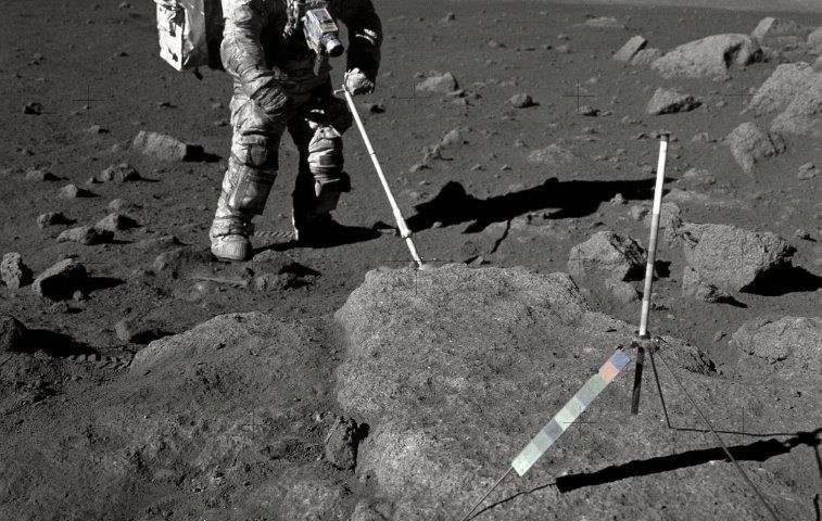 Breathing lunar dust could pose health risk to future astronauts