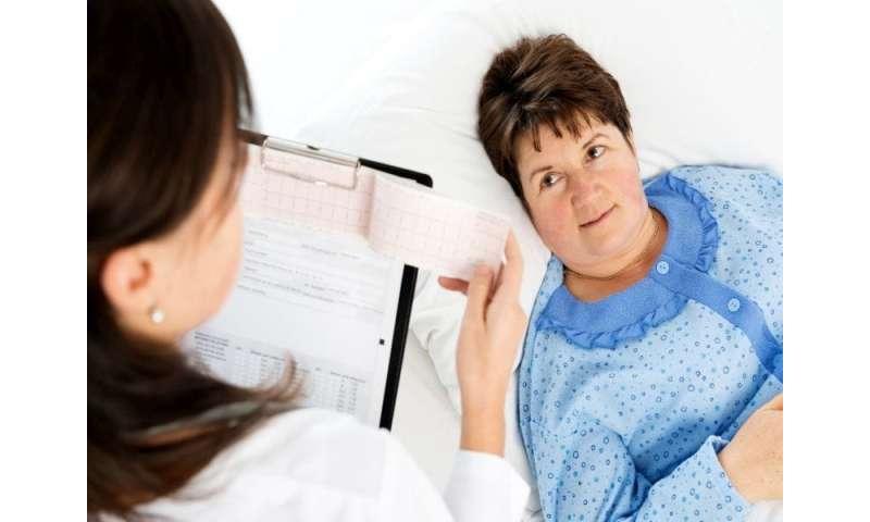'Broken heart syndrome' warrants careful monitoring