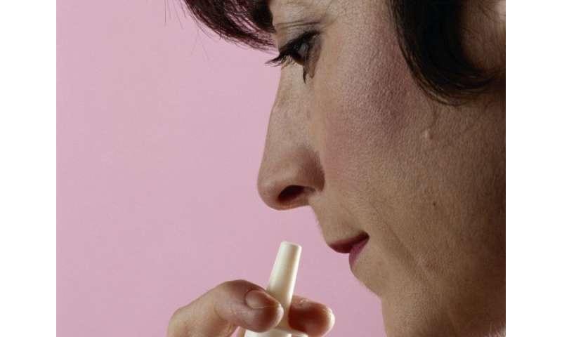 Budesonide with saline solution helpful for rhinosinusitis