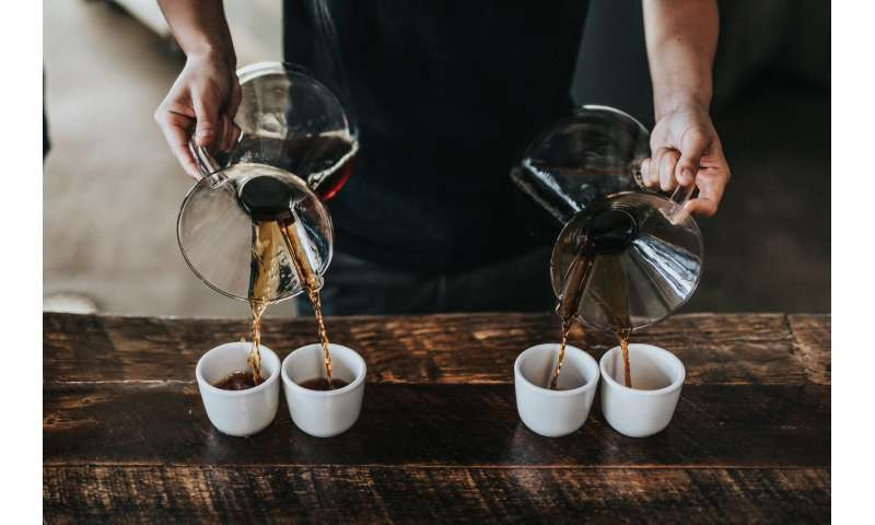 Caffeine from four cups of coffee protects the heart with the help of mitochondria
