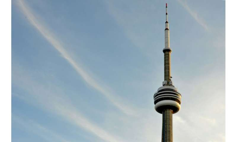 Canada's Aecon Group helped build Toronto's iconic CN Tower