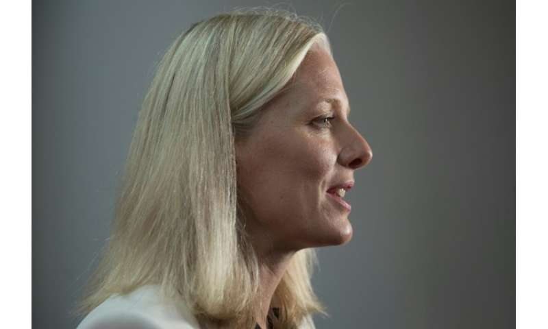 Canadian Environment Minister Catherine McKenna said a federal climate plan is showing results but takes time