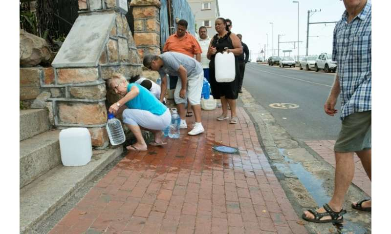 Cape Town has enforced strict controls, including prosecuting homeowners who use significantly more than the 50-litre daily limi