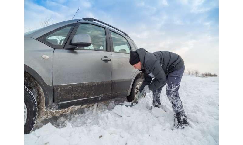 Carbon monoxide hazards rise in wintry weather