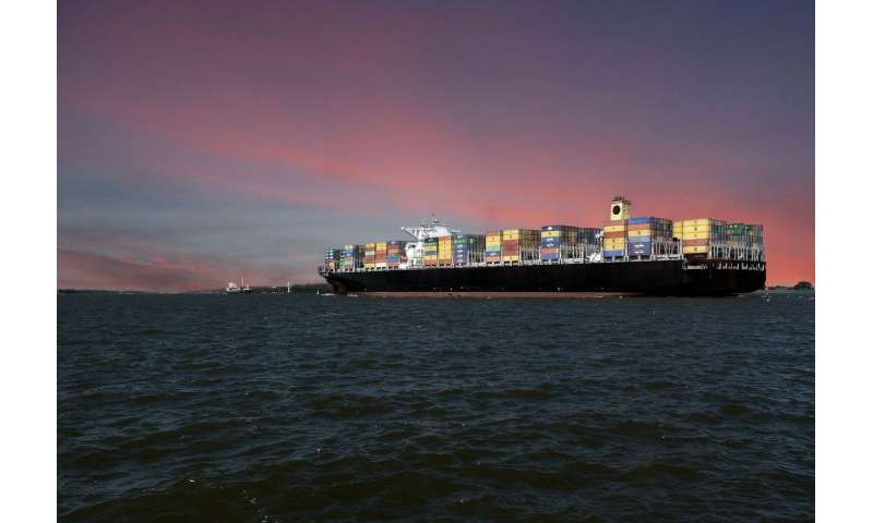 Cargo ships are emitting boatloads of carbon, and nobody