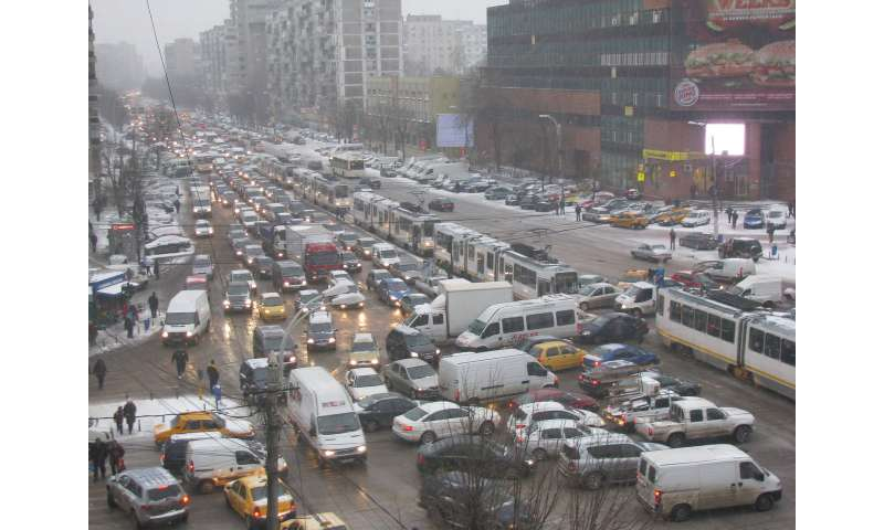 Catching ultrafine emissions could help develop cleaner cars