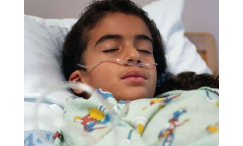 CDC: cases of polio-like illness still increasing in the U.S.
