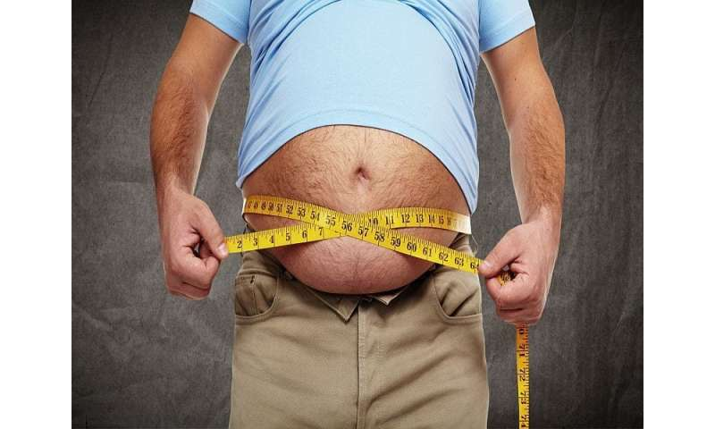 CDC: weight, waist size, BMI increased for many U.S. adults